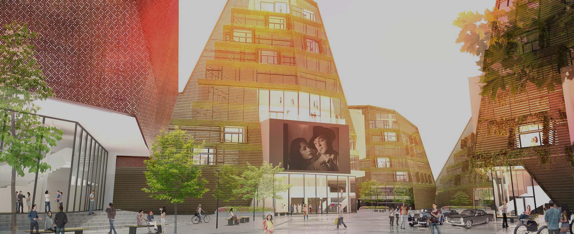 Brink Brandenburg Arkitektur