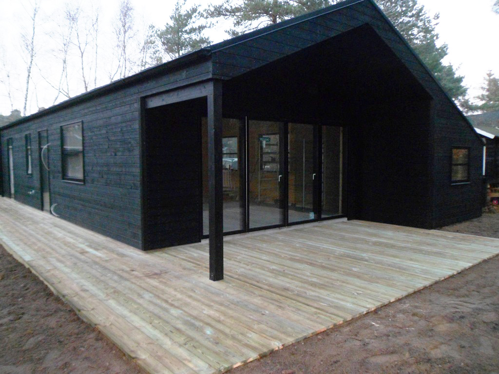 Sommerhus i Nykøbing Sj. » BRINK BRANDENBURG Arkitektur
